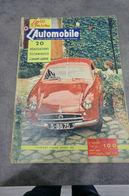 L'automobile Magazine N° 88  Août 1953 - Auto