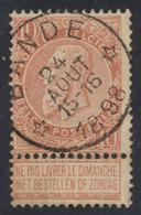 """Fine Barbe - N°57 Obl Relais """"Bande"""". Superbe Centrage ! - 1893-1900 Fine Barbe"""