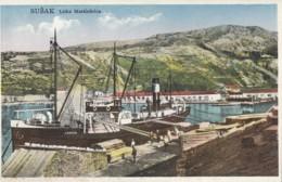 Sušak Martinšćica - Luka , Port Harbour Hafen , Ship Lokrum - Croatia