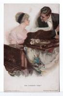 CPA - COUPLE /PIANO - Illustrateurs & Photographes