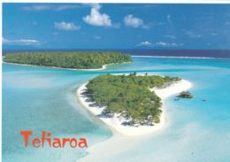 Tetiarao : Lagon - French Polynesia
