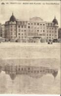 14 TROUVILLE LE TROUVILLE PALACE CIRCULEE SOUS ENVELOPPE 1929 - Trouville