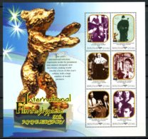 Bhutan, 2000, International Film Festival Berlin, MNH Sheet, Michel 2157-2162 - Bhoutan