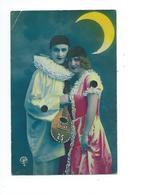 Couple Pierrot Et Colombine 1923 - Couples