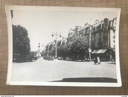Reims Avenue Drouet D'erlon Et Fontaine Subé - Reims