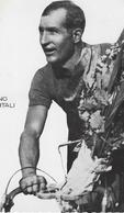 CYCLISME - BARTALI Gino - CARTE ORIGINALE UNIQUE SUR DELCAMPE - Photo Véritable - NON ECRITE - Cyclisme