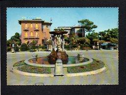 Italie / Cattolica / Fontana Delle Sirene E Villa Fulgida Hotel - Italie