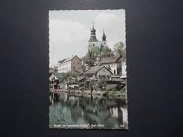 Carte Postale - ALLEMAGNE - Regen Am Schwarzen Regen Bayr. Wald (2787) - Regen