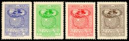 Bolivia, 1950, United Nations Day, MNH, Michel 447-450 - Bolivia
