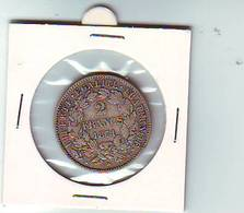 2 Francs CERES - III EME REPUBLIQUE  - 1871 Petit A - ARGENT - - France