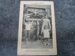 AMBRIERES-le-GRAND - Brochet De 10 Livres Pris Par M. Eugène RENARD - Francia