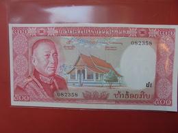 LAOS 500 KIP 1974 PEU CIRCULER/NEUF - Laos