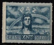 Brazil, 1945, Allied Victory World War II, MNH, Michel 674 - Brésil