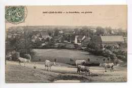 - CPA SAINT-LEGER-DU-BOIS (71) - Le Grand-Moloy, Vue Générale 1907 - Photo COQUEUGNIOT - - Autres Communes