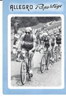 CYCLISME - ALLEGRO REPORTAGE - CARTE ORIGINALE UNIQUE SUR DELCAMPE - Photo Véritable - NON ECRITE - Cyclisme