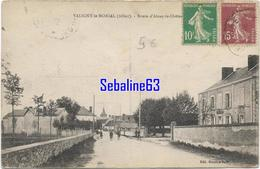 Valigny-le-Monial - Route D'Ainay-le-Chateau - Sonstige Gemeinden