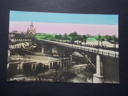 Carte Postale - AMERIQUE DU SUD - Sao Paulo - Viaducto S. Ephigenia (2795) - São Paulo