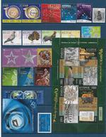 CHYPRE - Annnée  2009 - 20 Timbres + 2 Blocs  - ( Valeur Faciale 13,06 € ) - Ongebruikt