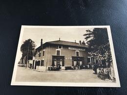 VONNAS Hotel BLANC (Chez La MERE BLANC) - Autres Communes