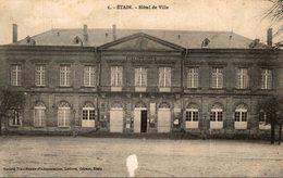 ETAIN HOTEL DE VILLE - Etain
