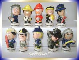 Pompiers Du Monde. .. Série Complète ... ( Pan 0043) - Pays