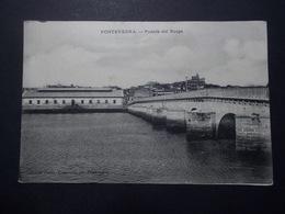 Carte Postale - ESPAGNE - Pontevedra - Puente Del Burgo (2802) - Pontevedra