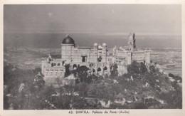 Postcard Sintra Palacio Da Pena My Ref  B13295 - Other