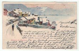 Suisse // Schweiz // Switzerland // Vaud //  Montreux Et Environs (Pallens) - VD Vaud
