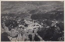 Postcard Sintra Castelo Dos Mouros E Vista Panoramica My Ref  B13296 - Other