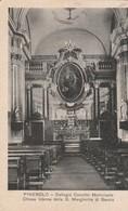 Cartolina - Postcard / Non  Viaggiata - Not  Sent / Pinerolo, Collegio Convitto Municipale - Interno. - Education, Schools And Universities