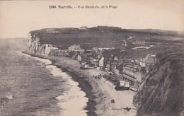2584  POURVILLE  VUE GENERALE DE LA PLAGE - Other Municipalities