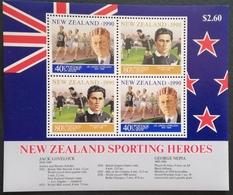 New Zealand  1990 Athletes M/S - New Zealand