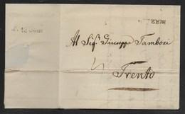 DA BOLZANO A TRENTO - 17.6.1836. - Italia