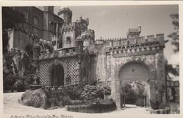 Postcard Sintra Palacio Nacional Da Pena Rotunda My Ref  B13298 - Other