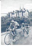 CYCLISME - TOUR DE SUISSE 1952 - ALLEGRO - KETELEER - CLOS - SCHILS - CARTE ORIGINALE UNIQUE SUR DELCAMPE - NON ECRITE - Ciclismo