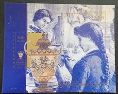 New Zealand  1993 Royal Doulton Ceramics S/S - New Zealand