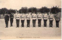 4eme Régiment D'artillerie. Portez Sabre - Régiments