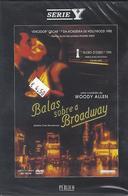 Balas Sobre A Broadway - Movie With Original Lenguage And Portuguese Legends - DVD - Comédie