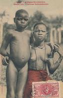 AFRIQUE OCCCIDENTALE - N° 1648 - ETUDE 251 - JEUNES DAHOMEENNES ( NU) - Sénégal