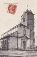 Haute-Saône - Champlitte - L'église - France