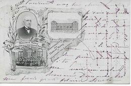 1 CPA 1902 - Usines REMY Fondateur Edouard REMY 1813-1896 Wygmael-lez-Louvain - Leuven