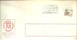 POSTMARKET ESPAÑA 1977 - Ajedrez