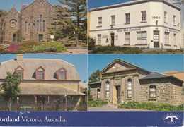 "Portland Victoria, Australia  6.8"" X 4.8""   17 Cm X 12 Cm - Other"