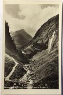 1949 BADGASTEIN NASSFELD, SCHLEIERFALL GEGEN SCHAREC - St. Johann Im Pongau