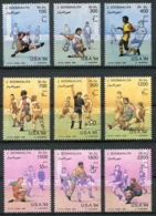 Somalia, 1994, Soccer World Cup USA, Football, MNH, Michel 511-519 - Somalie (1960-...)