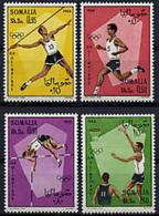 Somalia, 1968, Olympic Summer Games Mexico, Sports, MNH, Michel 134-137 - Somalia (1960-...)