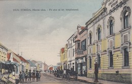 Dunajska  Streda , Judenviertel ,  Quartier Juif , Judaica , Banka - Slowakei