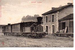 Landes : Tartas : La Gare - Tartas