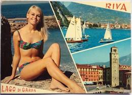 Riva Lago Di Garda ... Pin Ups / Trento - Pin-Ups