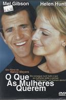 O Que As Mulheres Querem - Movie With Original Lenguage And Portuguese Legends - DVD - Komedie